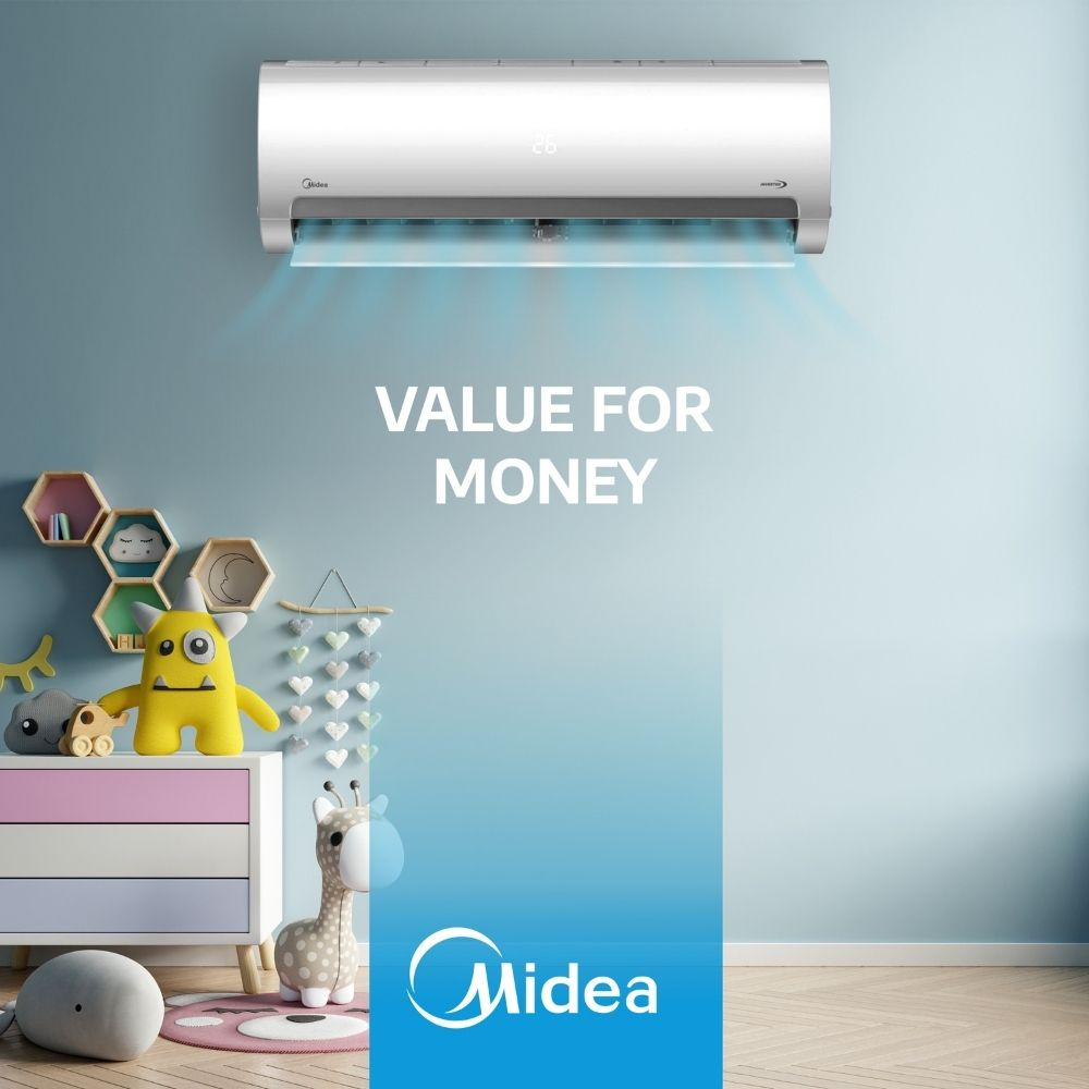 Air Conditioning solutions brought by Kencar, official distributors for Midea in Malta